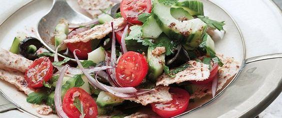 Healthy Salads – Fattoush