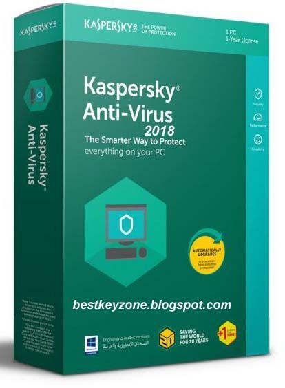 kaspersky antivirus serial key free download