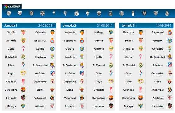 La Liga Next Matches - image 9