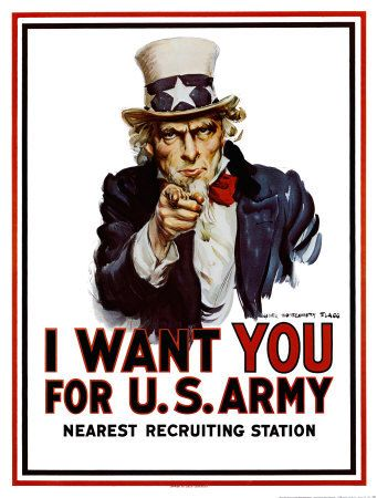 us army poster