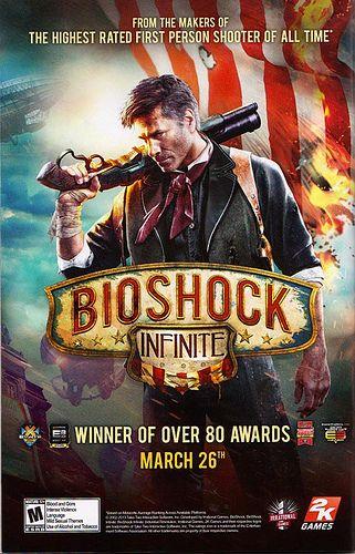 BioshockInfiniteAd