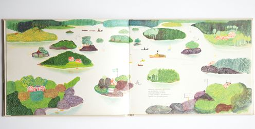 Children's book 9 – Bengt | Fine Little Day