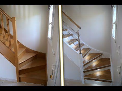 Renov Escaliers Presentation D Une Renovation D Escalier En