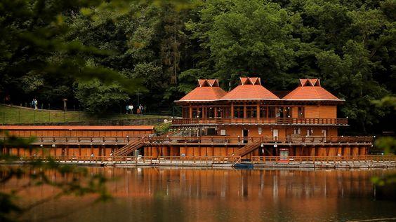 beneficiile namolului - Lacul Ursu Szovata