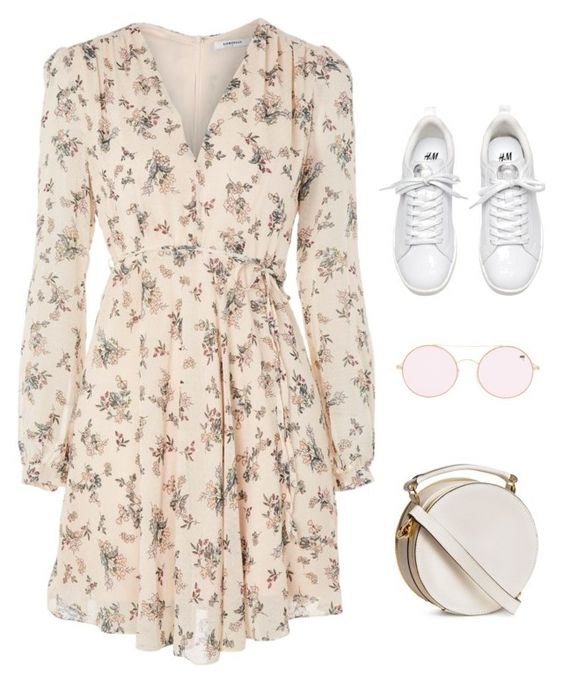 """""""Kill 'Em With Kindness"""" by amazeinstyle on Polyvore featuring Glamorous and Forever 21"""