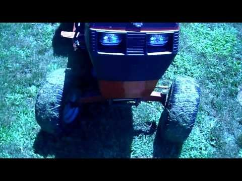 1998 Wheel Horse 314 8 Gardent Tractor Youtube Wheel Horse Tractor Tractors Tractor Parts