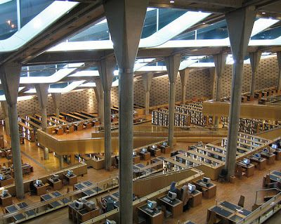 See the picz: Bibliotheca Alexandrina  |see more