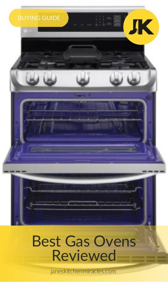 Gas Range Review Oven