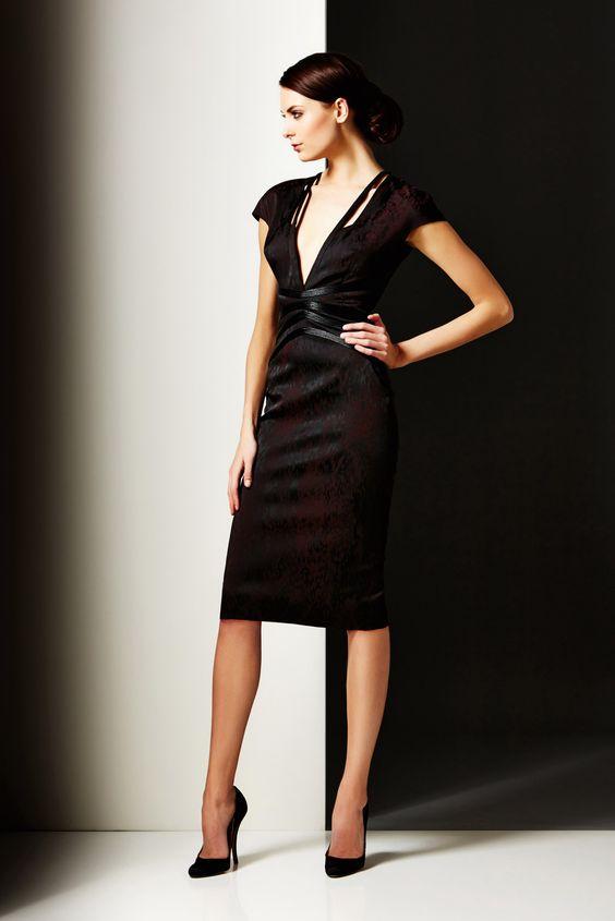 Pamella Roland - Pre-Fall 2014 - Look 11 of 30