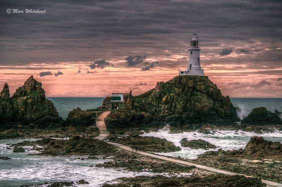 Photo Satans lighthouse by Marc Whitehead on 500px