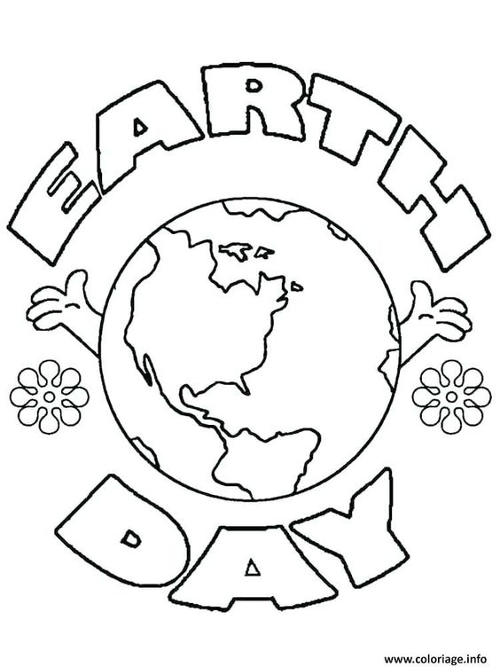 graphic regarding Earth Day Printable Coloring Pages known as Consider the Little ones Incorporated upon Entire world Working day Printable Coloring