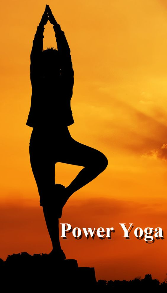 Benefits of Power #Yoga :