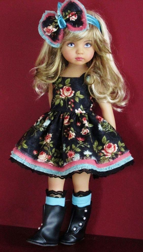 Effner Little Darling Dolls Handmade Outfits: