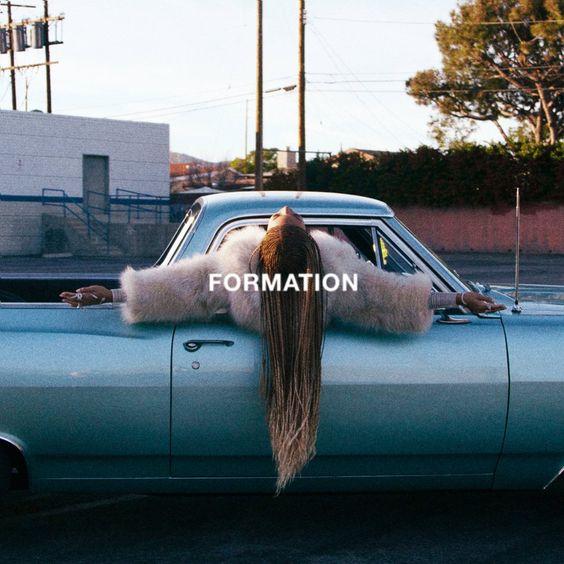 Beyoncé – Formation (single cover art)