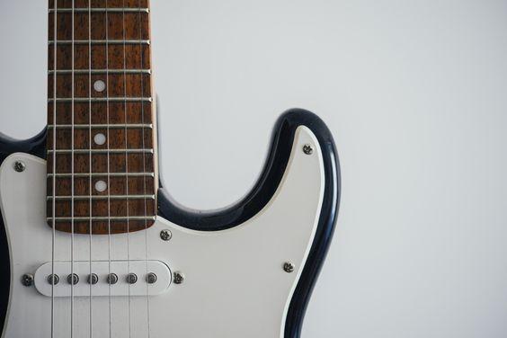 Décoration chambre ado - Rock, musique, kaki Décoration chambre d