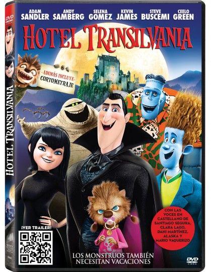 HOTEL TRANSILVANIA (2012)/ Director: Genndy Tartakovsky; Premios      2012: Premios Annie: 8 nominaciones, incluyendo mejor película      2012: Globos de Oro: Nominada a Mejor película de animación.