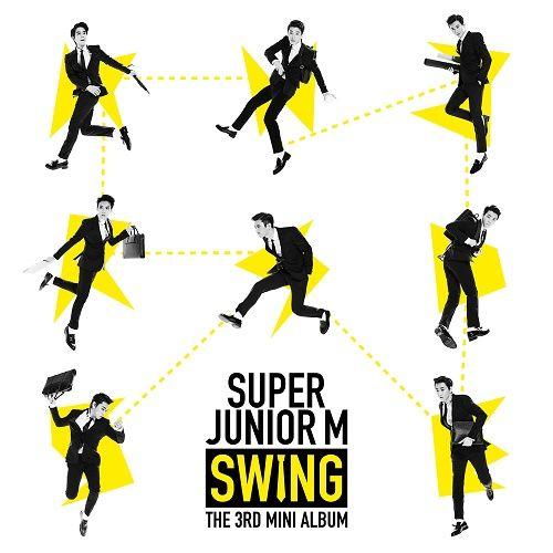 SUPER JUNIOR M – SWING – The 3rd Mini Album