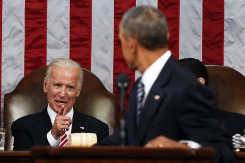 Obama Puts Joe Biden in Charge of Curing Cancer #JoeBiden...