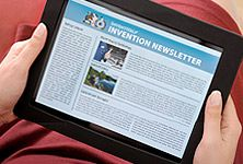 Articles about inventors and inventing from InventHelp, as seen in our monthly newsletters. Topics include: invention history and fun facts; tips and recent trends in innovation; inventor profiles; and more!