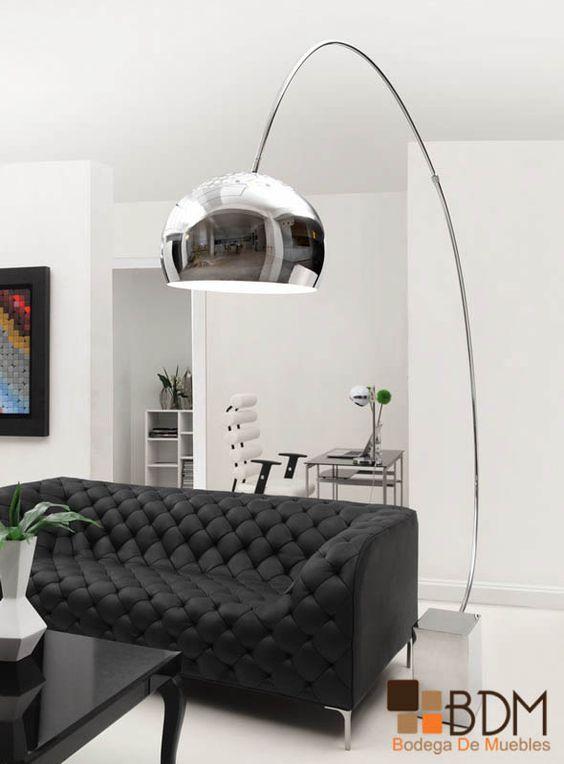La lámpara perfecta para darle estilo e iluminación a tu decoración.
