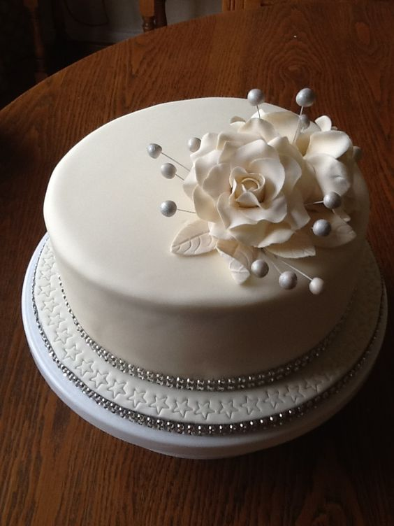 Diamond Anniversary Cake Images : Pinterest   The world s catalog of ideas