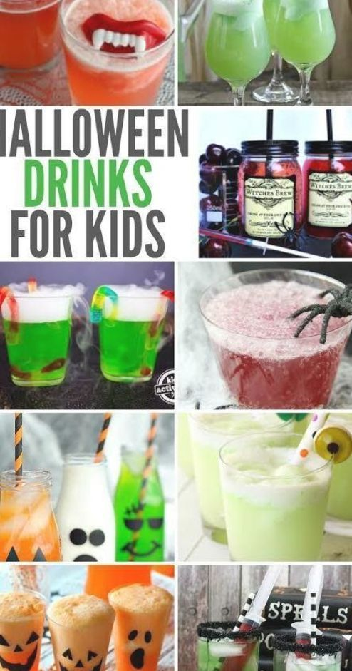 Halloween Drink Ideas 2020 Planning a Halloween party and looking for the perfect Halloween