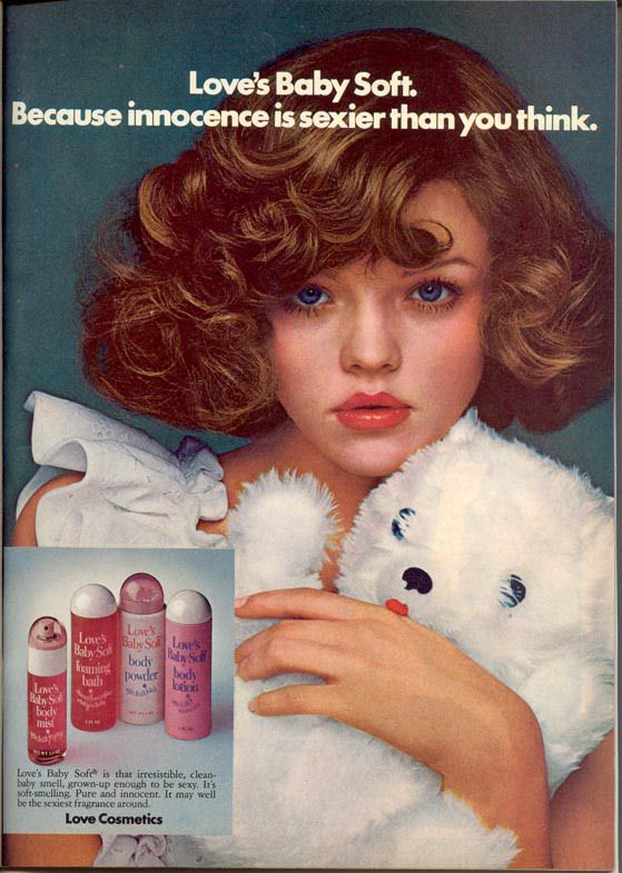 Love' Baby Soft perfume