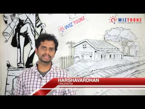 "Are you ambitious enough right after your school? Well then, a diploma in Animation and Multimedia would be your best choice! See our student Harsha explain his experience at Wiztoonz! Call us on ""For Karnataka - 9019884884 & Rest of India - 9019885900"" to know more details, visit www.wiztoonz.com. #‎careerinanimation #‎bangalore #‎india #‎vfx #‎diploma #‎visualcommunication #‎learnanimation #‎animationcourse #‎multimedia #‎mumbai #‎delhi #‎hyderabad #‎chennai #‎jobreadycourse #‎jobs #‎it"