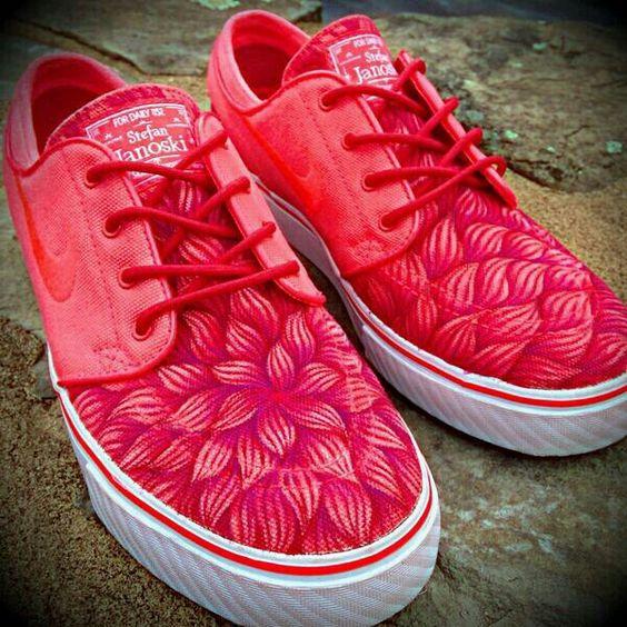 Custom Janoskis Shoes