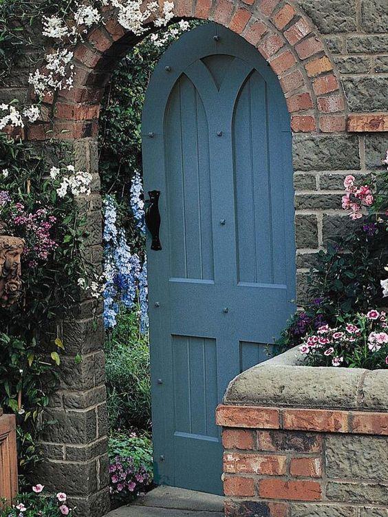 Hgtv On Gardens Beautiful And Garden Gates 400 x 300