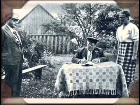 Latvija. Ulmaņlaiki. 13 sērija (1939.gads)
