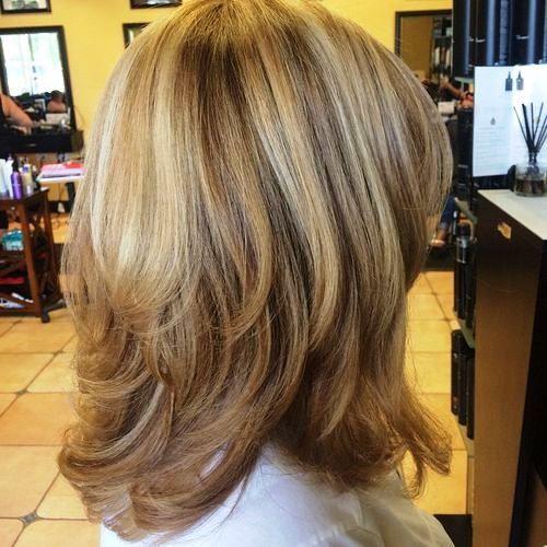 Pin By Alexandra Paatz On Hair Medium Layered Hair Medium Layered Haircuts Medium Length Hair Styles