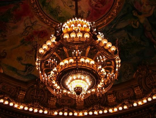 French Shabby Chic Style: Part 3 - Lighting | Chandeliers, Opera ...