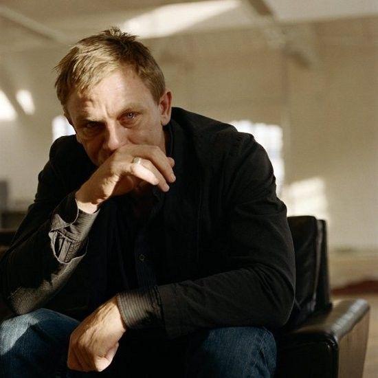 daniel craig - when grown men cry series