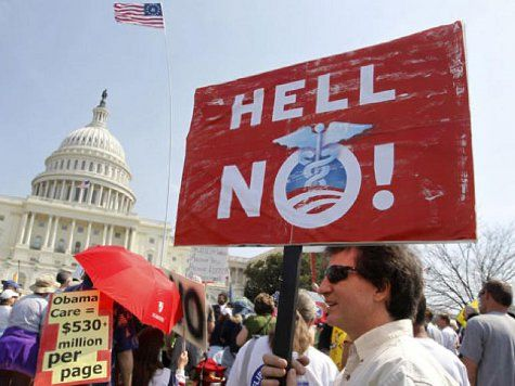 EXCLUSIVE - CADDELL: Taxes and Trust - The Achilles Heels of Obamacare and Obama, Part II