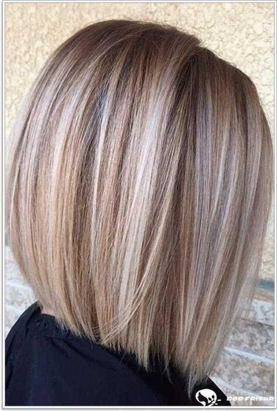 63 Gestapelte Bob Frisuren Die Ihnen Einen Angenehmen Blick Geben 2019 2020 Hair Coole Bob Bobfrisuren C Hair Styles Medium Bob Hairstyles Bob Hairstyles