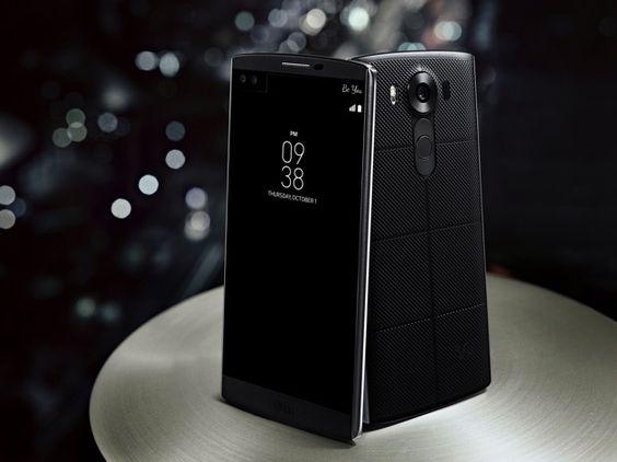 LG V10: Smartphone mit zwei Displays und drei Kameras kommt nach Deutschland