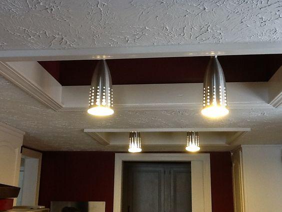 Change From Flourescent Light To Regular Light Kitchen