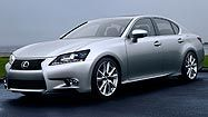 2013 #Lexus GS 350's passion found in its performance, not looks