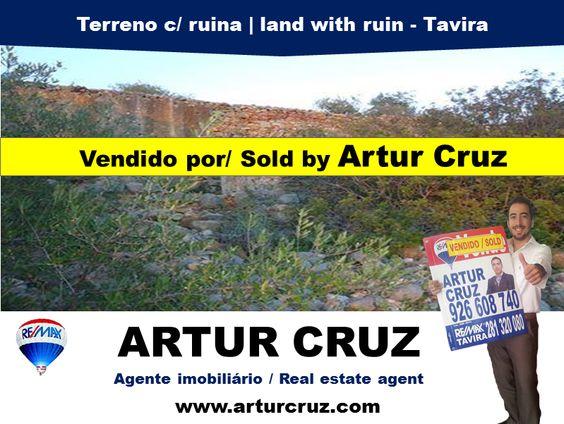 Quer vender o seu imóvel? Acabei de vender +1 imóvel em Tavira. Para vender ou comprar contacte Artur Cruz RE/MAX Tavira agente de confiança e com resultados comprovados!