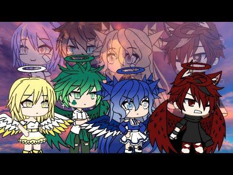 Saints Legends Never Die Glmv Read Desc Youtube Legend Mean Girls Anime