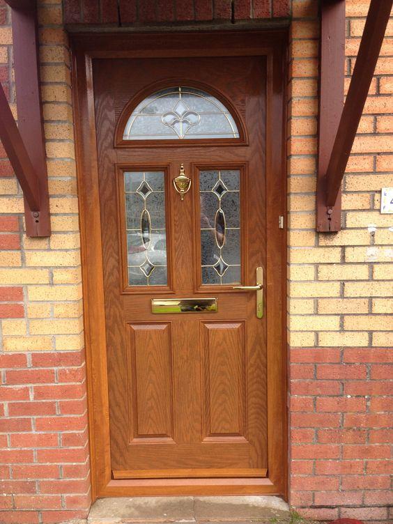 New front door in Birchgrove