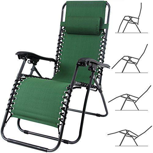 Divan de jardin pliable transat transat à bascule Chaise Longue Chaise Chaise Fauteuil à bascule pliable