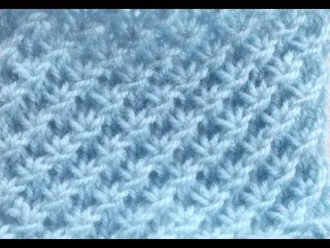 Modele point de tricot