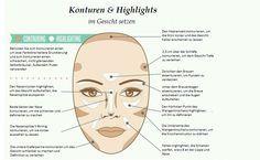 Mit wenigen Tricks, läßt sich ein Gesicht professionell schminken. Viel Spaß beim ausprobieren. Ähnliche Beiträge