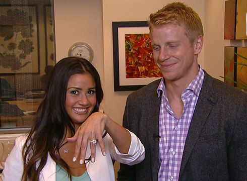 Catherine Giudici Engagement Ring Size