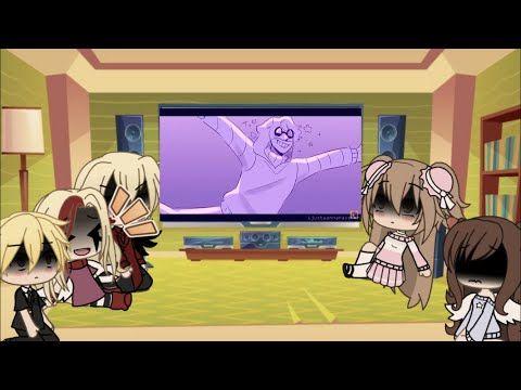 Creepy Pasta Parents Tobys Sister React To This Is Halloween Gacha Life Bubblegum Blossom Youtube Creepypasta Creepy Halloween