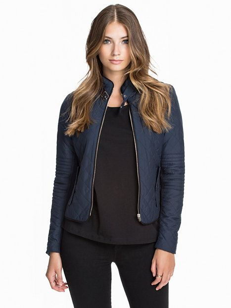 Vmmarie Short Jacket - Lcs - Vero Moda - Blue - Jackets - Clothing