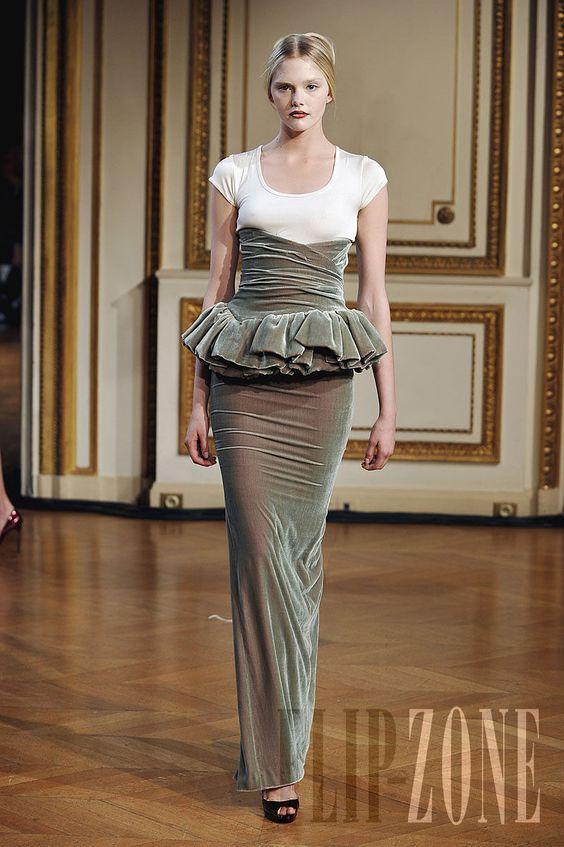 Didit Hediprasetyo - Haute couture - Automne-hiver 2011-2012
