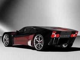 Ford Maverick 1 by HanibalSatan